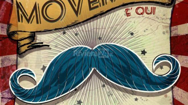 A Sanremo arriva Movember, il baffo che aiuta la ricerca