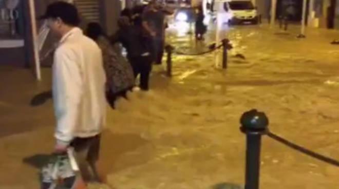 alluvione costa azzurra 4 ottobre 2015