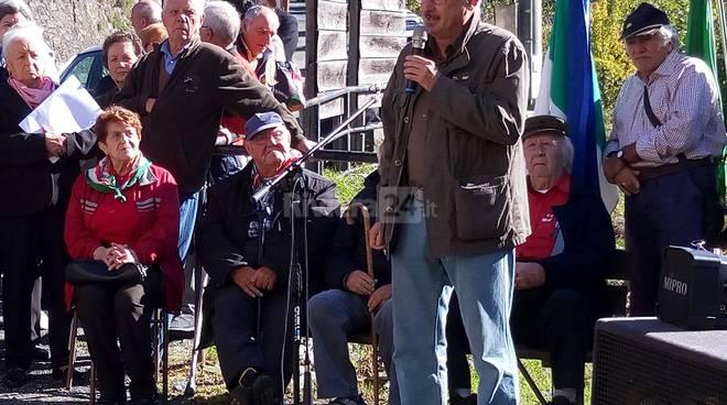 commemorazione partigiani loreto vittò 2015 anpi partigiano resistenza