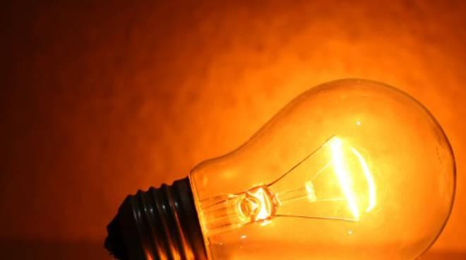 energia elettrica lampadina