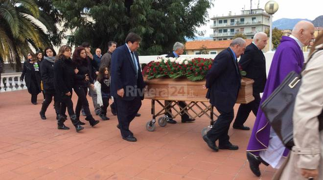 funerale alessio de palmi