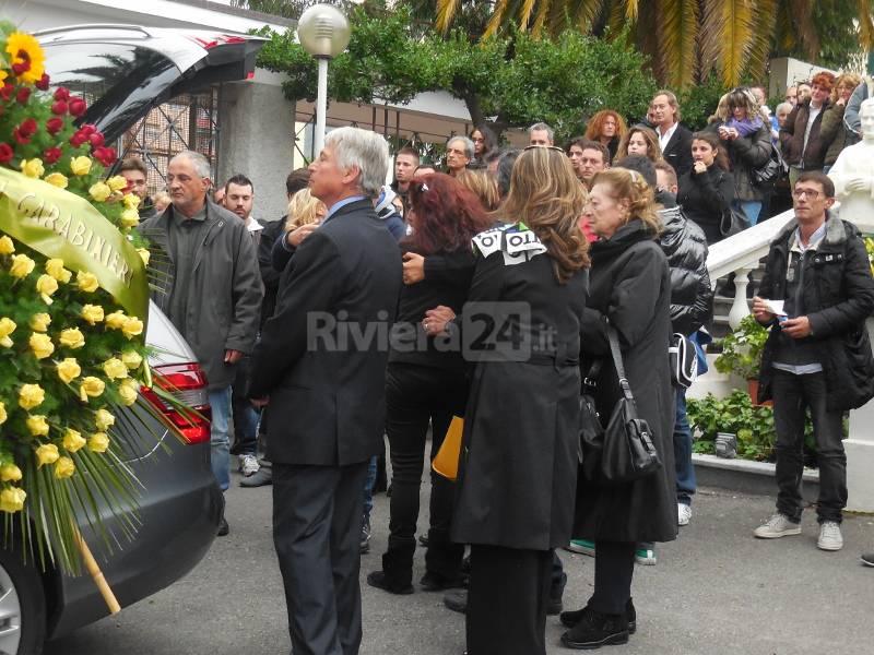 funerali alessio de palmi