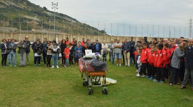 funerali di Angiolino Viale