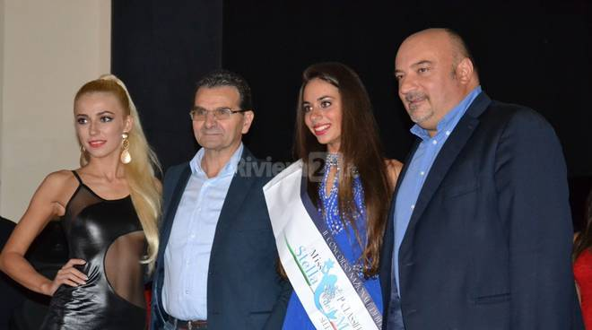 Jaqueline Giudice di Bordighera è Miss Stella del Mare Liguria Ovest