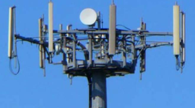 ponte radio antenna