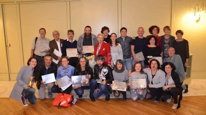 premiazione maratona fotografica paolo mazzei