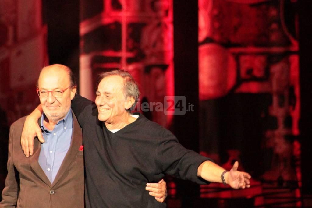 Premio Tenco 2015, le immagini della prima serata all'Ariston