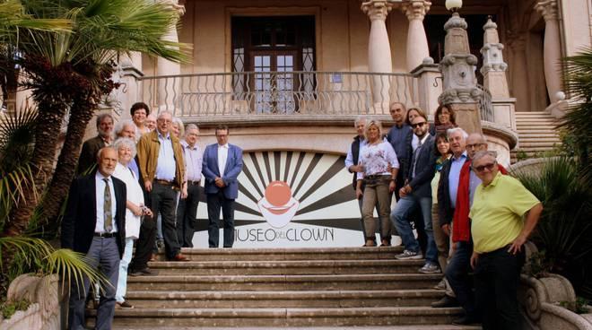 Una delegazione di Friedrichshafen in visita a Villa Grock