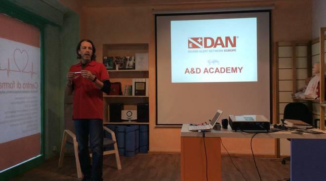 AED Academy  corsi DAN