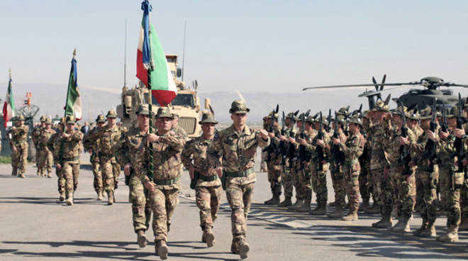 alpini in  afghanistan