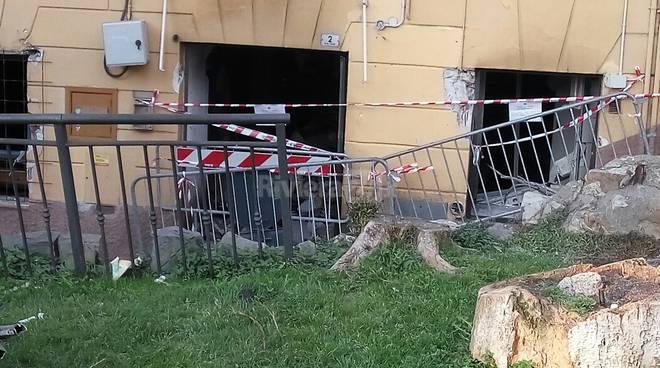 attentato di via del Collegio a Oneglia