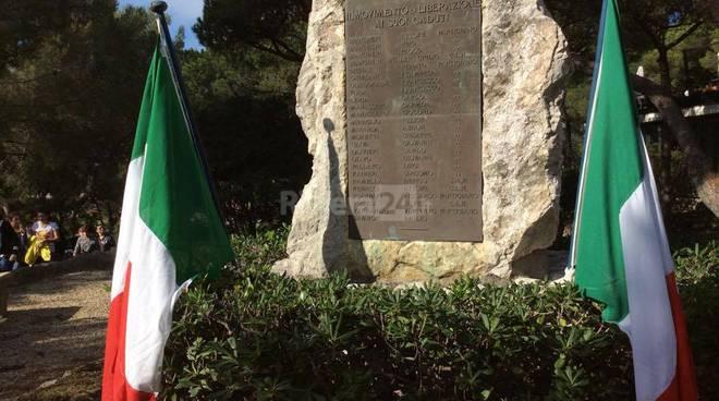 Bordighera celebra il 4 novembre: giornata dell'Unità Nazionale e delle Forze Armate