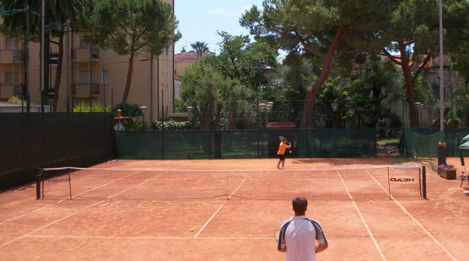 Bordighera Lawn Tennis Club 1878