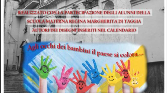 calendario 2016 confraternita di Taggia