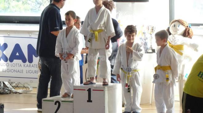"Circolo Sportivo Judo Sanremo al ""10° Memorial Luigi Sicco"""