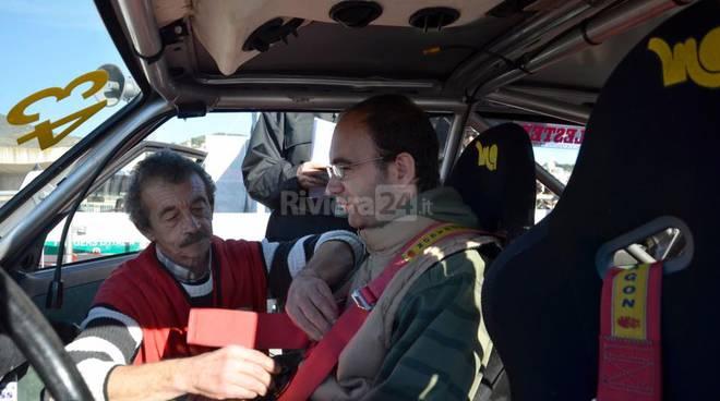 """""""Diversamente Rally"""", successo a Portosole per l'evento dedicato ai disabili"""