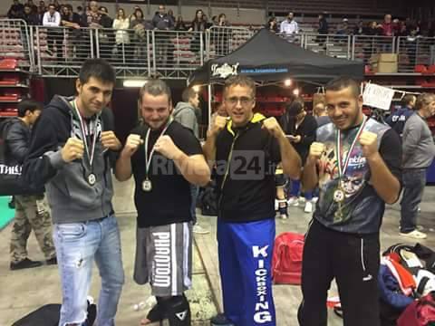 Gladiator Fighter Academy di Ventimiglia