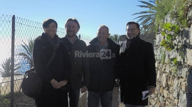 Inaugurazione Beodo di Bordighera novembre 2015