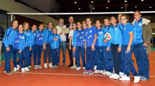 Sanremo inaugurati i campi da basket e pallavolo nel - Campi da pallavolo gratis stampabili ...