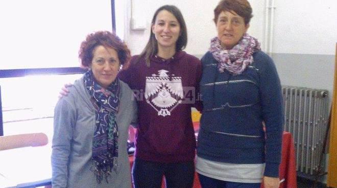 lezione con la campionessa di snowboard Elena Graglia