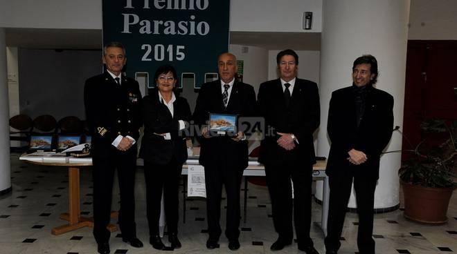premio parasio 2015