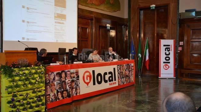 Riviera24 a Varese per Glocalnews,  il festival del giornalismo digitale organizzato da Varesenews