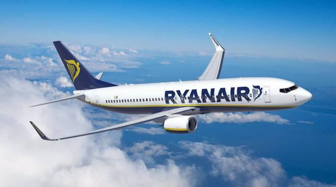 Ryanair aereoplano