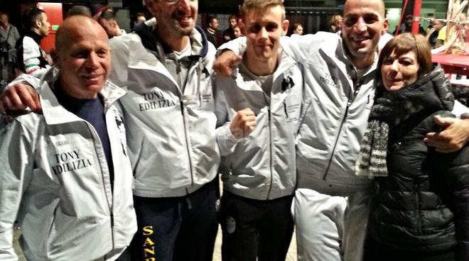Sanremo box, Davide Ferraro