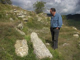 scoperta archeologica a rocchetta