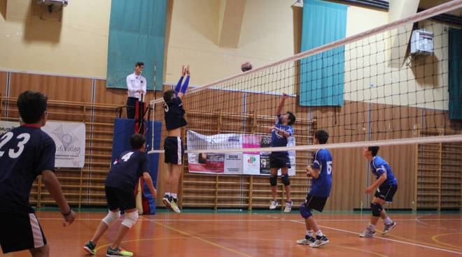 volley team arma