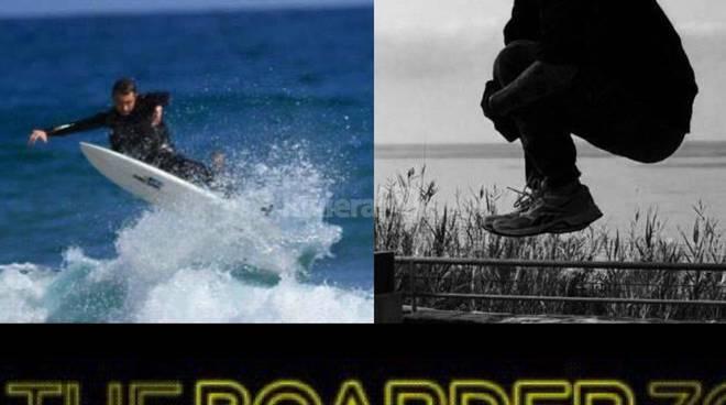 Antonio Cannoletta, surf e parkour