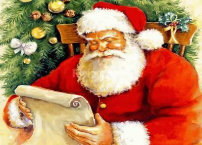 Babbo Natale letterine