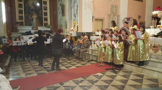 concerto di natale castellaro