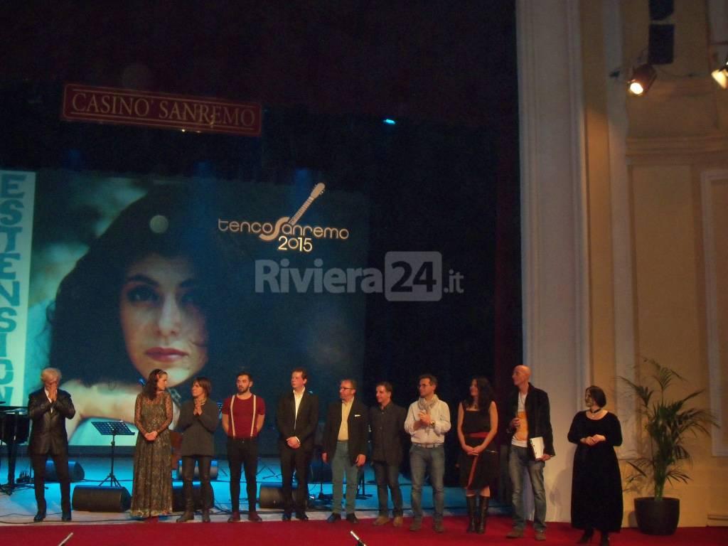 """""""Estensioni"""": al Teatro del Casinò il regalo di Natale del Club Tenco"""