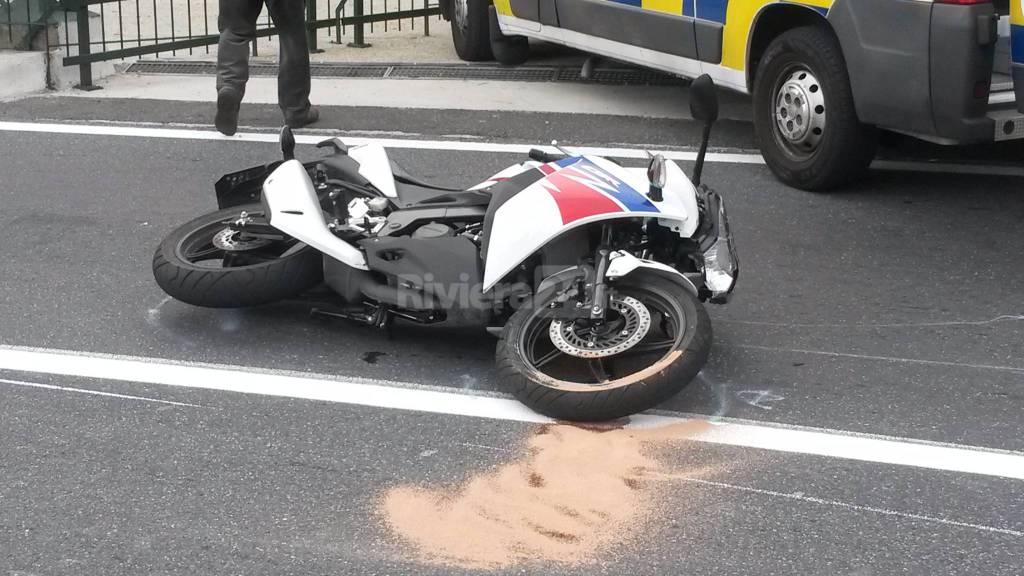 1d0cfda6cc2 incidente moto ospedaletti emergenza 118 soccorsi ...