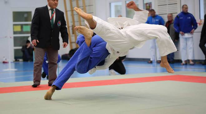 La Gladiator Fighter Accademy di Ventimiglia al campionato mondiale WIBK judo