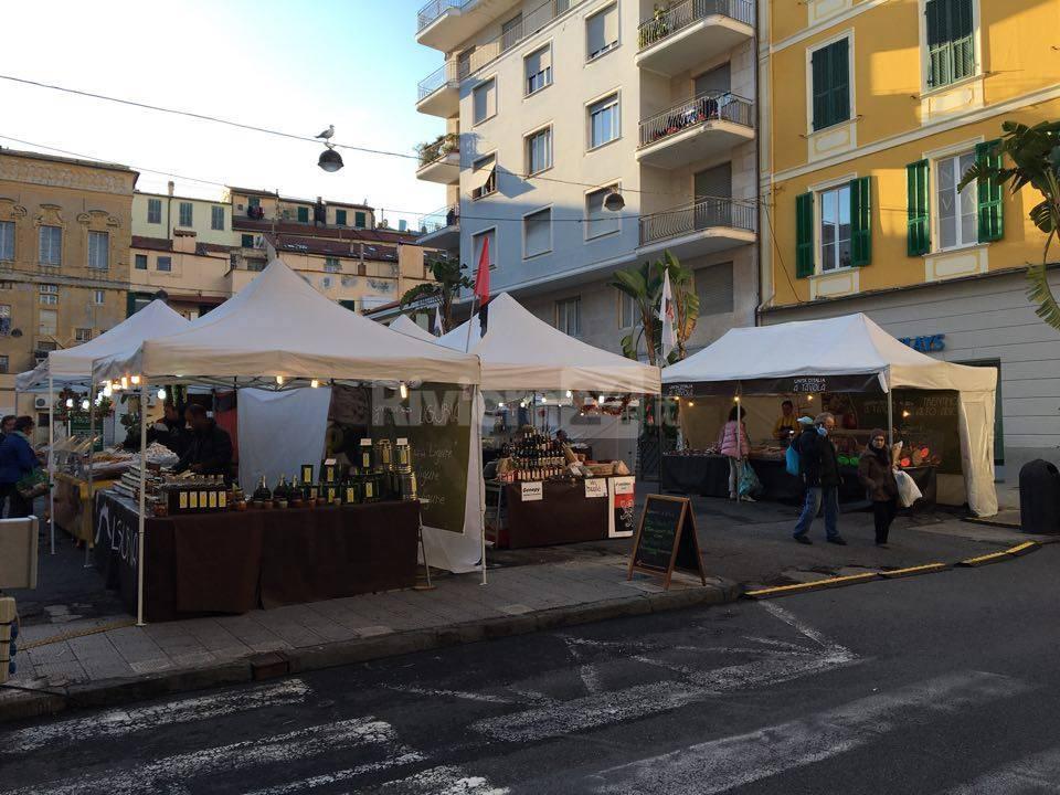 Mercatini e fiera del gusto a Sanremo