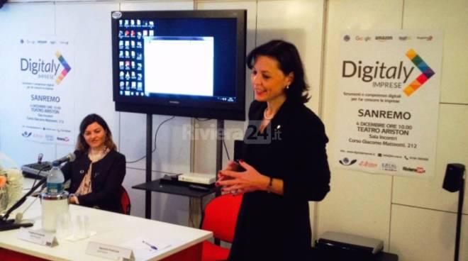 Sanremo, Grande soddisfazione e successo di pubblico alla CNA per Digitaly
