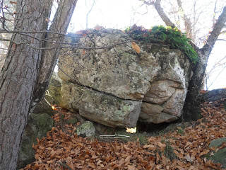 scoperta dolmen nervia