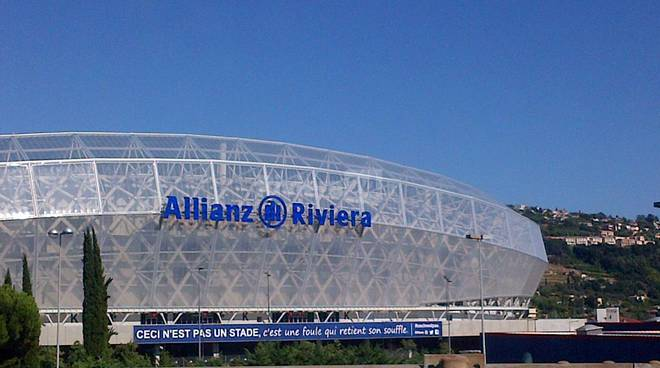 stadio allianz riviera