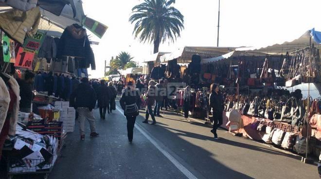Ventimiglia mercato del venerdì