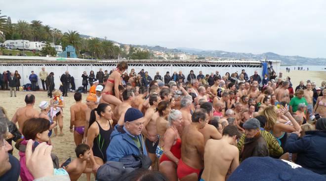 A Sanremo la 43esima edizione del Cimento Invernale