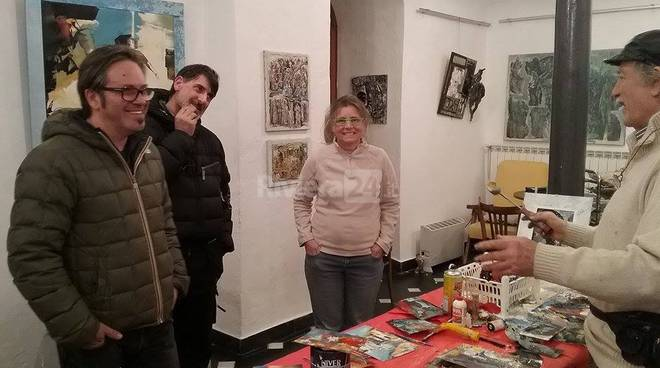 badalucco flash art francesco mancini