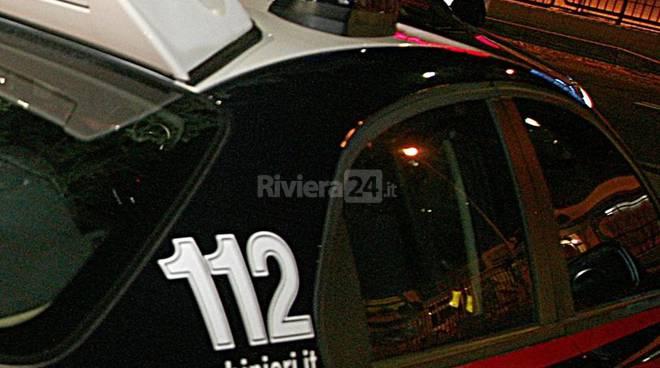 carabinieri radiomobile notte