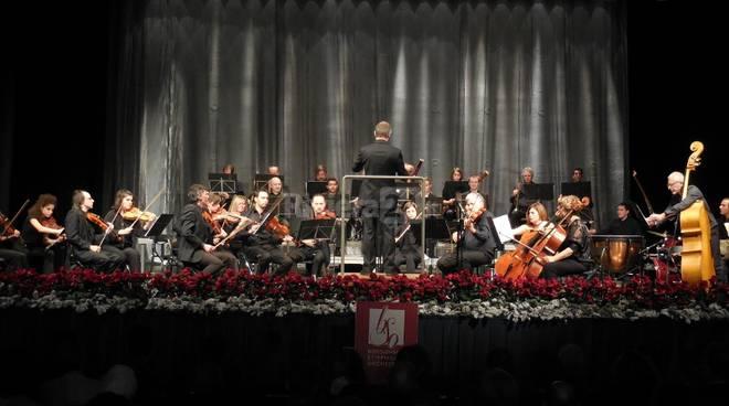 Concerto di Capodanno a Bordighera