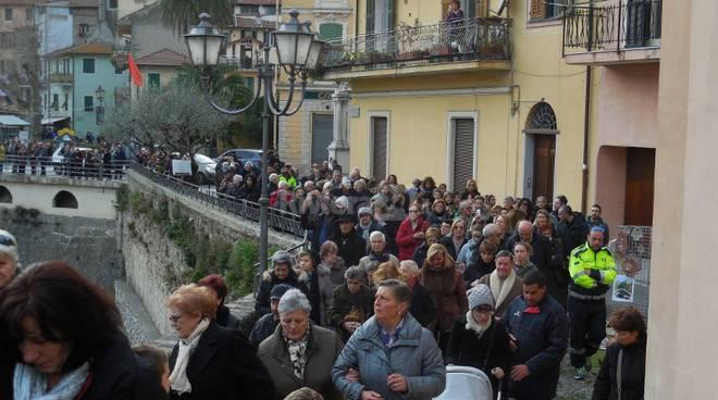 Dolceacqua, la confraternita di San Sebastiano festeggia 400 anni