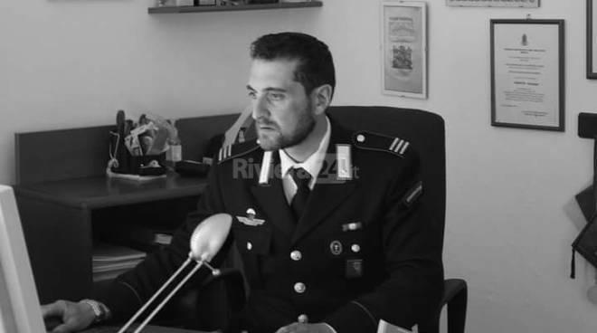 il Maresciallo Giuseppe Panetta promosso di grado