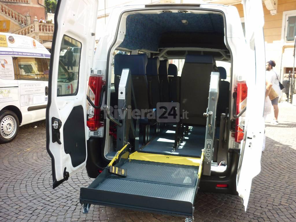 """Progetto """"Mobilità Garantita"""" trasporto disabili"""