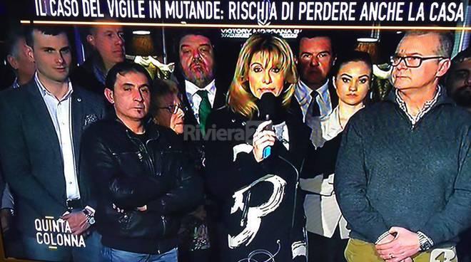 """Quinta Colonna al Victory Morgana Bay per i """"Furbetti del cartellino"""""""