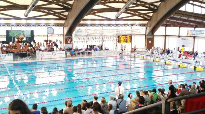 Rari Nantes Imperia nuoto gennaio 2016 pra